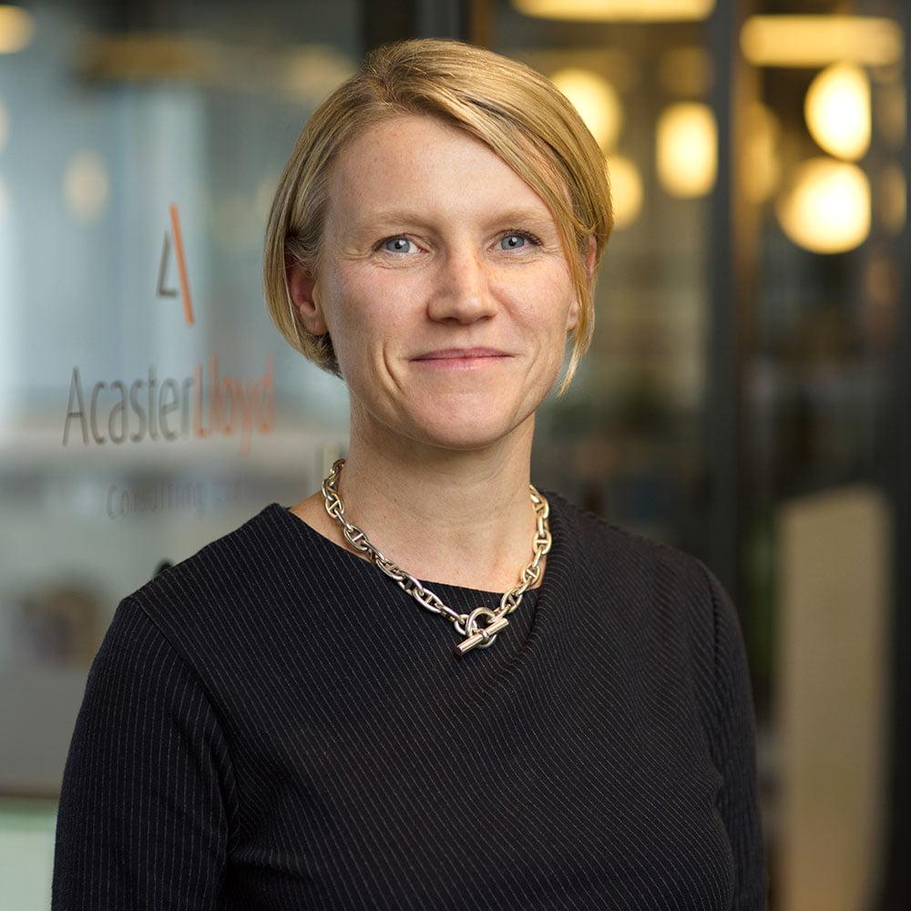 Sarah Acaster